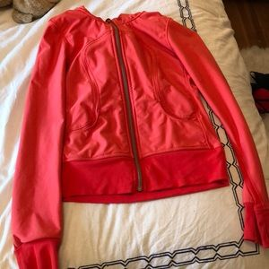 Lululemon exercise jacket